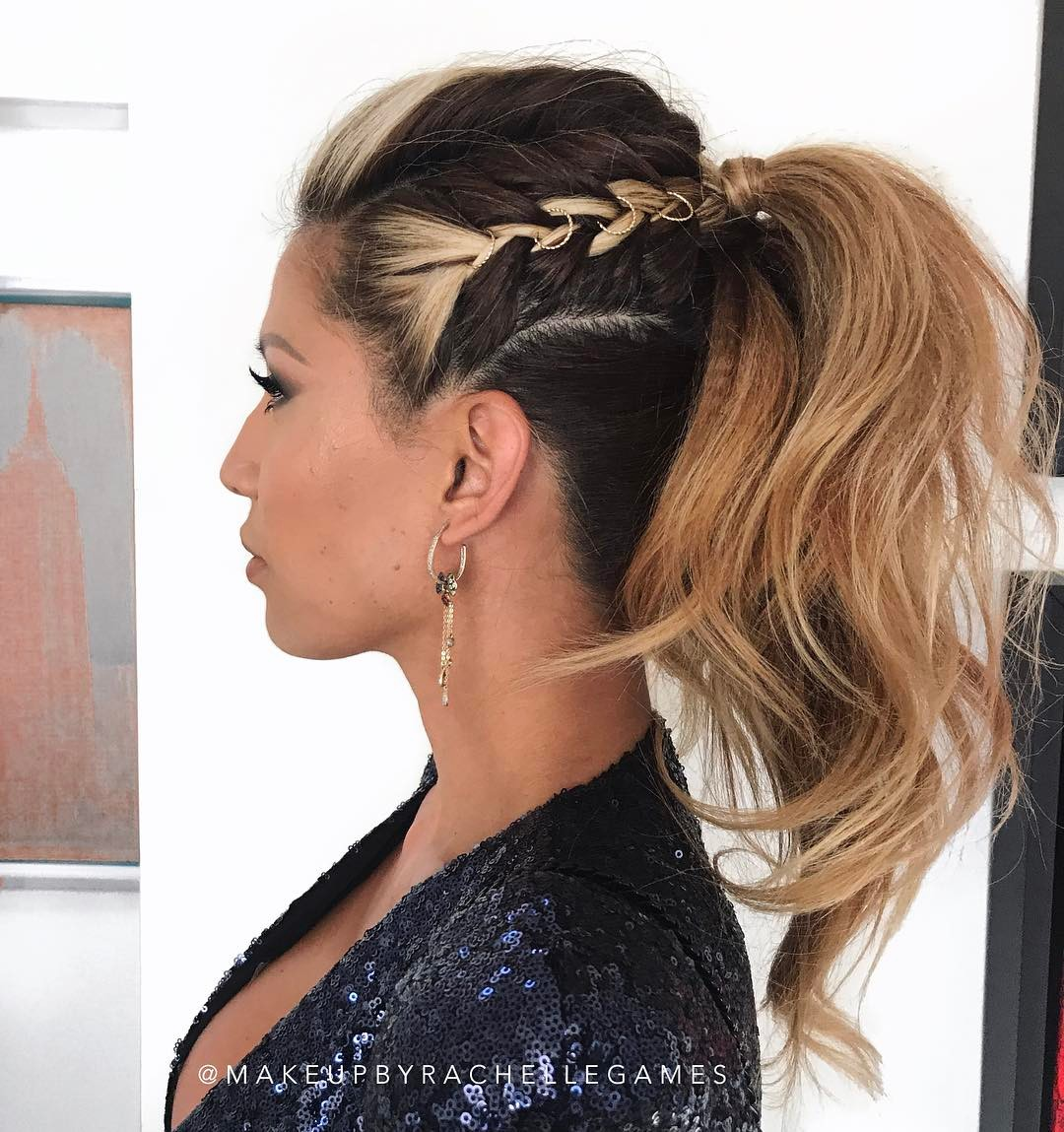 10 Ponytail Hairstyles - Pretty, Posh, Playful