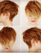 Stylish Choppy Haircuts for Short Hair - Women Short Hairstyle Ideas