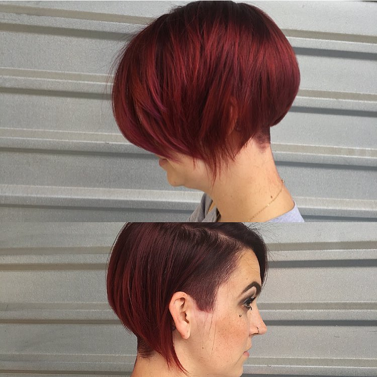 Stylish Short Haircuts - Women Short Hairstyles for Thick Hair