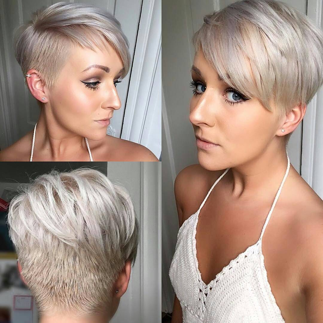 Sexy hairstyles for short hair Nude Photos 17