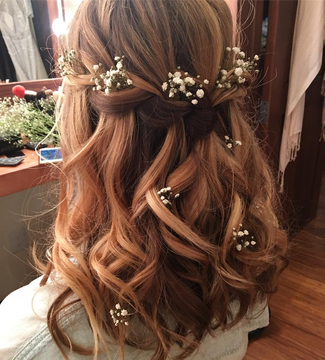 Hairstyle Ideas For Wedding: 10 Lavish Wedding Hairstyles For Long Hair