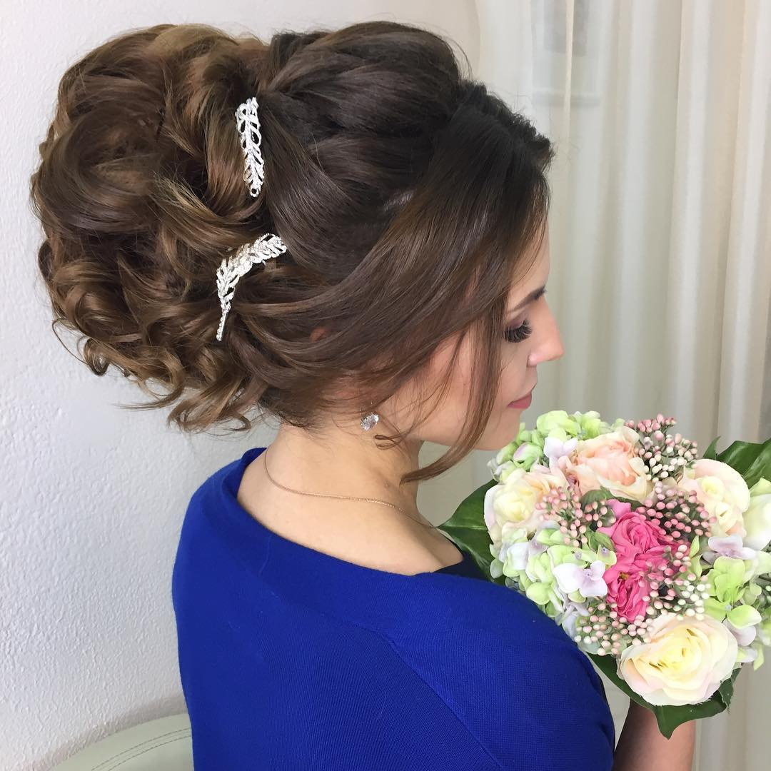 Wedding Hairstyles Bride: 10 Lavish Wedding Hairstyles For Long Hair