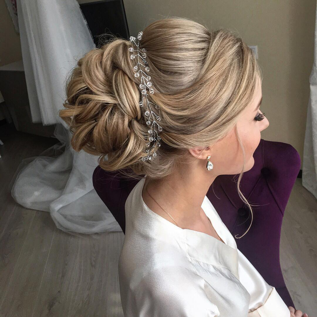 Wedding Hair Style Video: 10 Lavish Wedding Hairstyles For Long Hair
