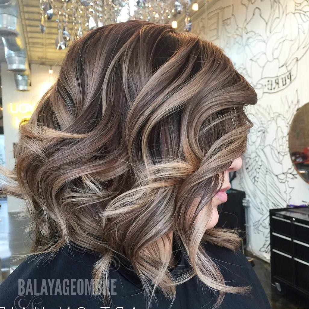 layered haircuts for medium hair 10 medium layered hairstyles in beige brown amp ash 1297