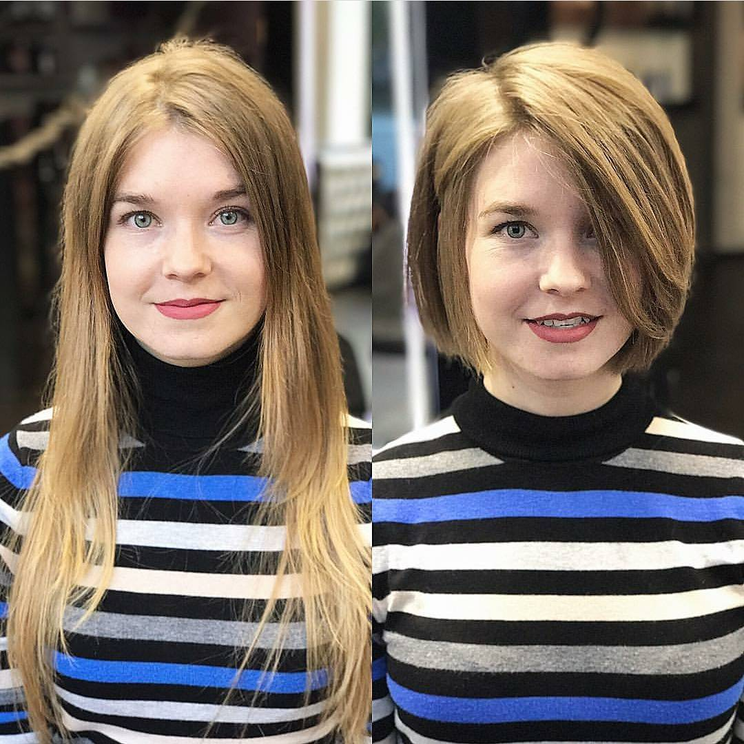 10 stilvolle kurze Bob Haarschnitte, die Ihre Gesichtsform ausgleichen! - Frauen kurze Frisuren