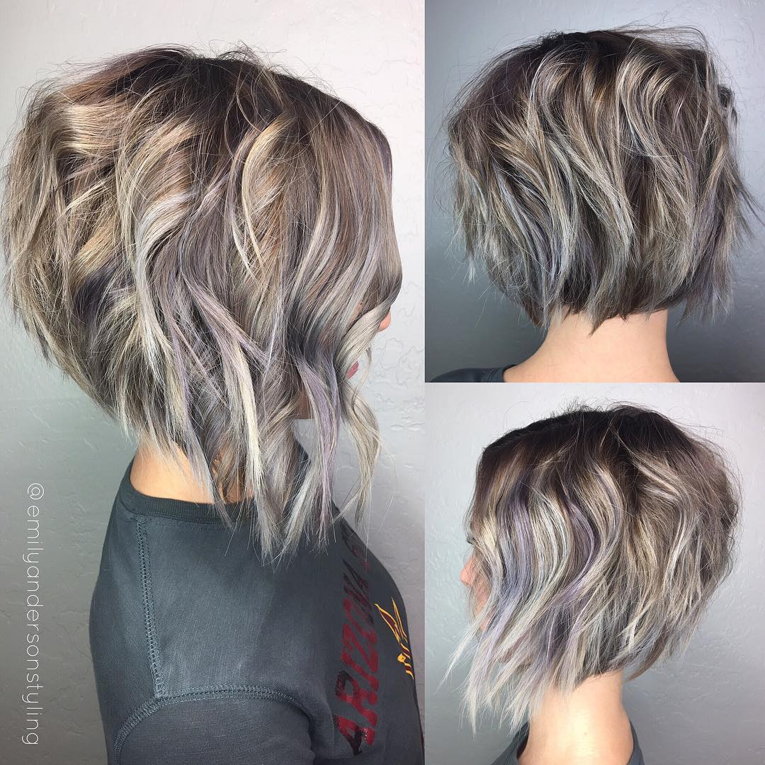 style ideas for short hair 10 chic bob haircuts that balance your shape 6441 | short bob haircut short hairstyle ideas for women 6