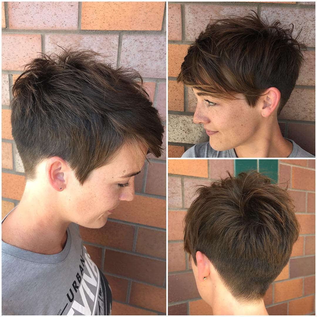 10 Peppy Pixie Cuts Boy Cuts Girlie Cuts To Inspire 2019