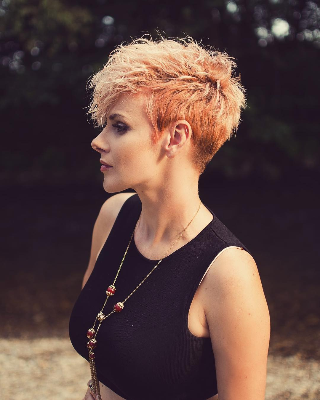 10 Peppy Pixie Cuts Boy Cuts Amp Girlie Cuts To Inspire