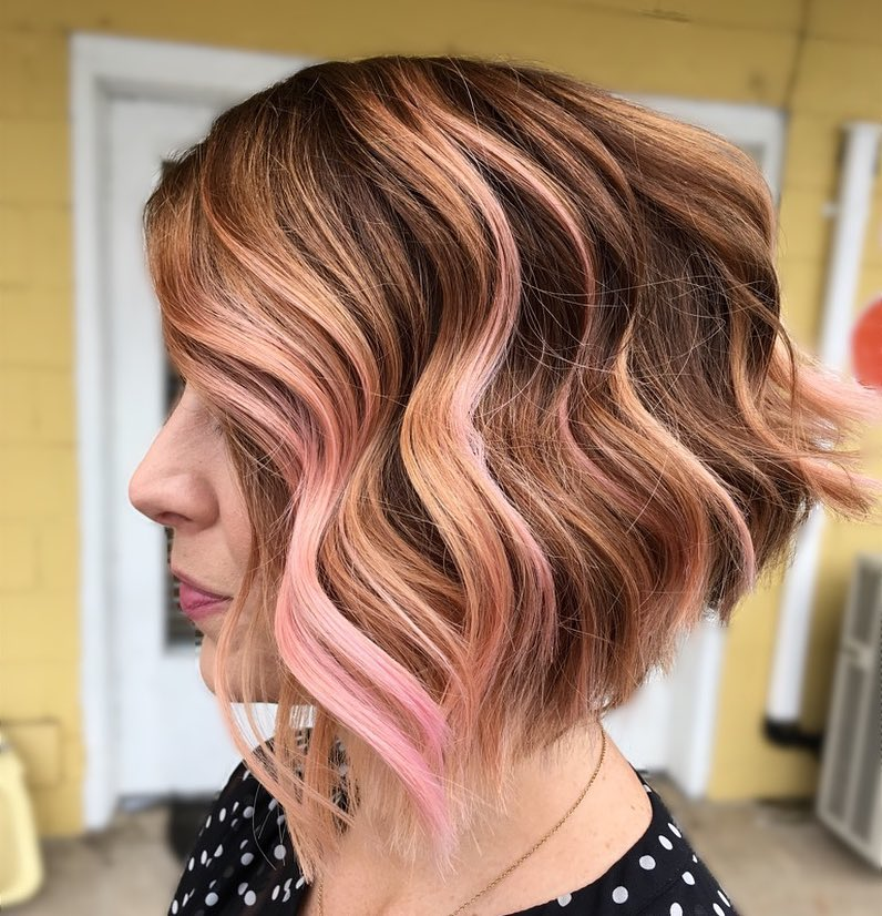 10 Latest Short Hairstyle For Women Over 40