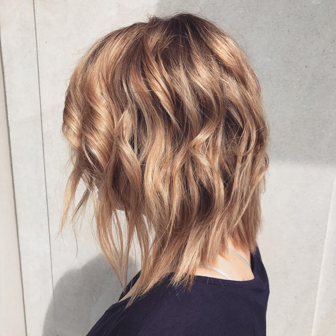 10 Best Medium Hairstyles For Women Shoulder Length Hair Cuts 2019