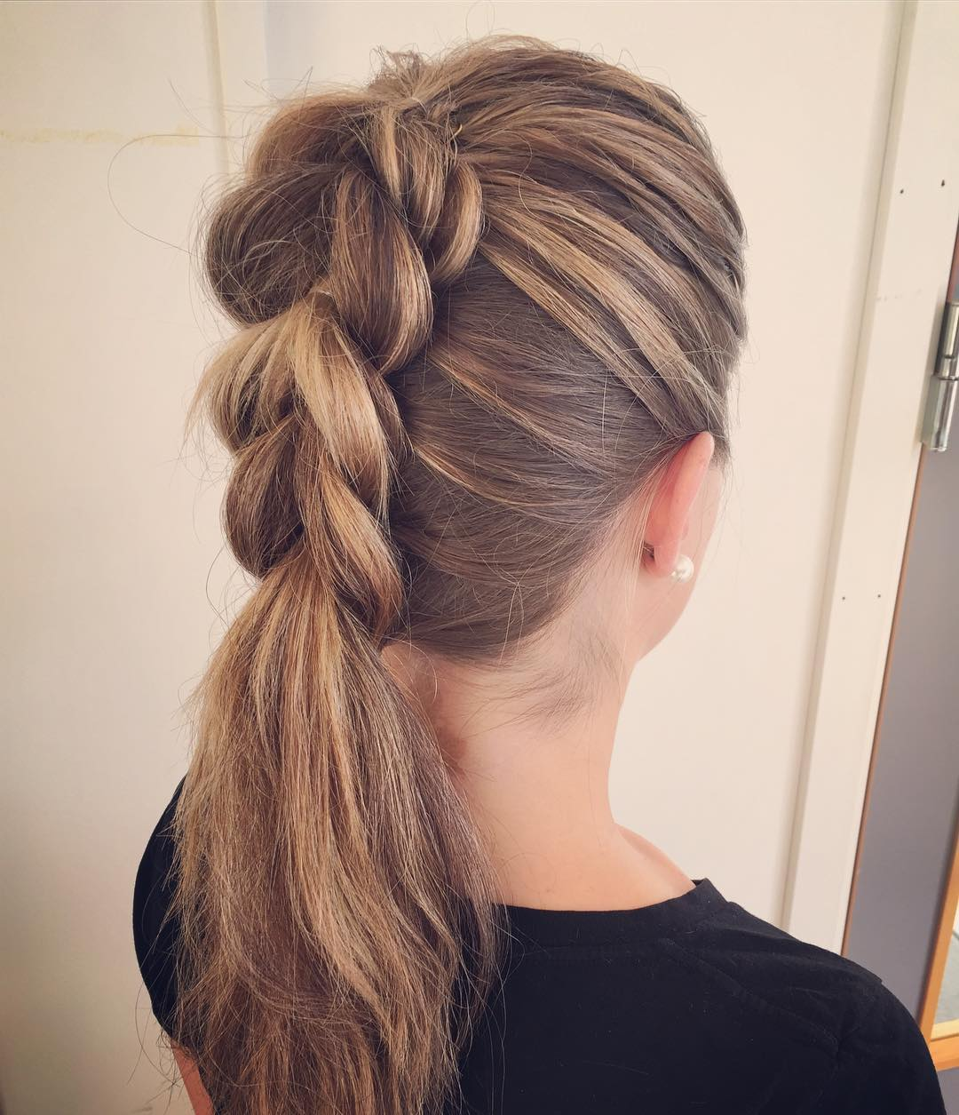 10 Braided Hairstyle Ideas For Balayage Ombr 233 Hair 2019