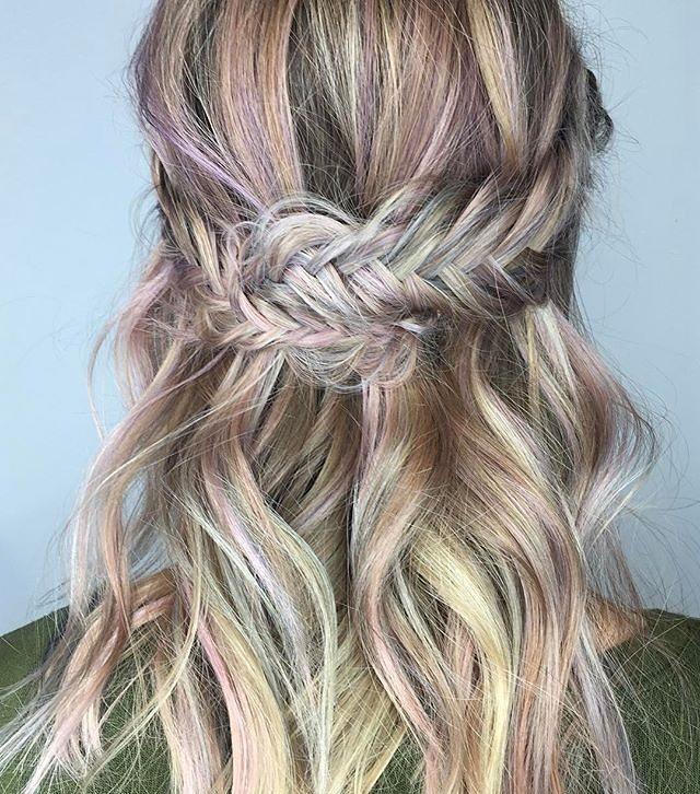 Pretty Braided Hairstyle Designs, Braid Hair Styles for Women