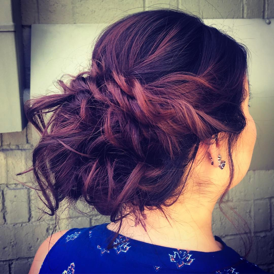 Pretty Updo Hair Styles, Prom Hairstyles