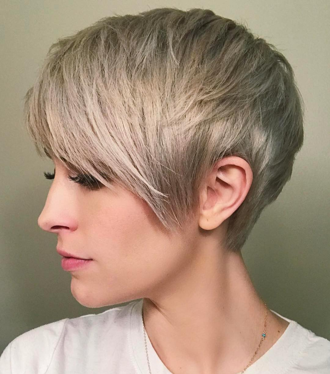 Short Straight Hairstyle Short Haircuts for