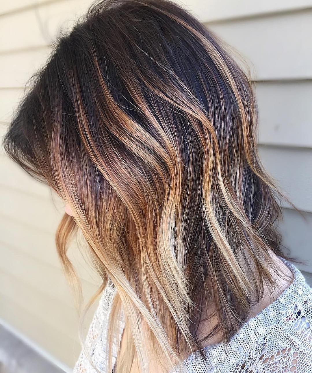 10 Medium Length Hair Color Ideas 2020