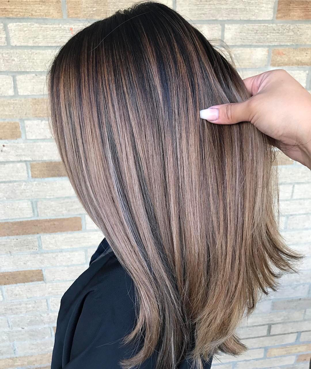 hair styling ideas for medium length hair medium haircut and color ideas haircuts models ideas 6796