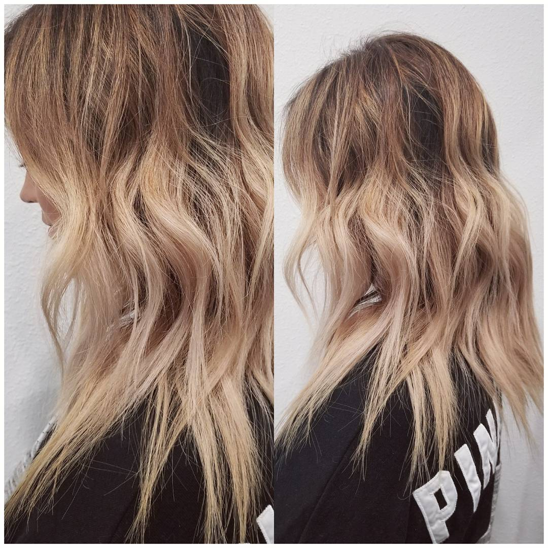 shoulder length hair styling 10 ondul 233 201 paule coiffures de longueur avec le bord 3105 | best wavy shoulder length hairstyles medium haircut ideas for women and girls