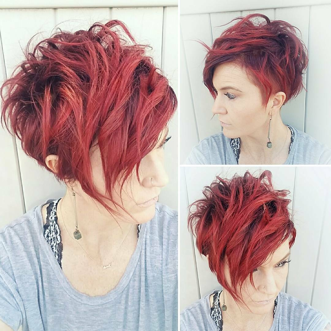 10 Highly Stylish Short Hairstyle for Women 2020