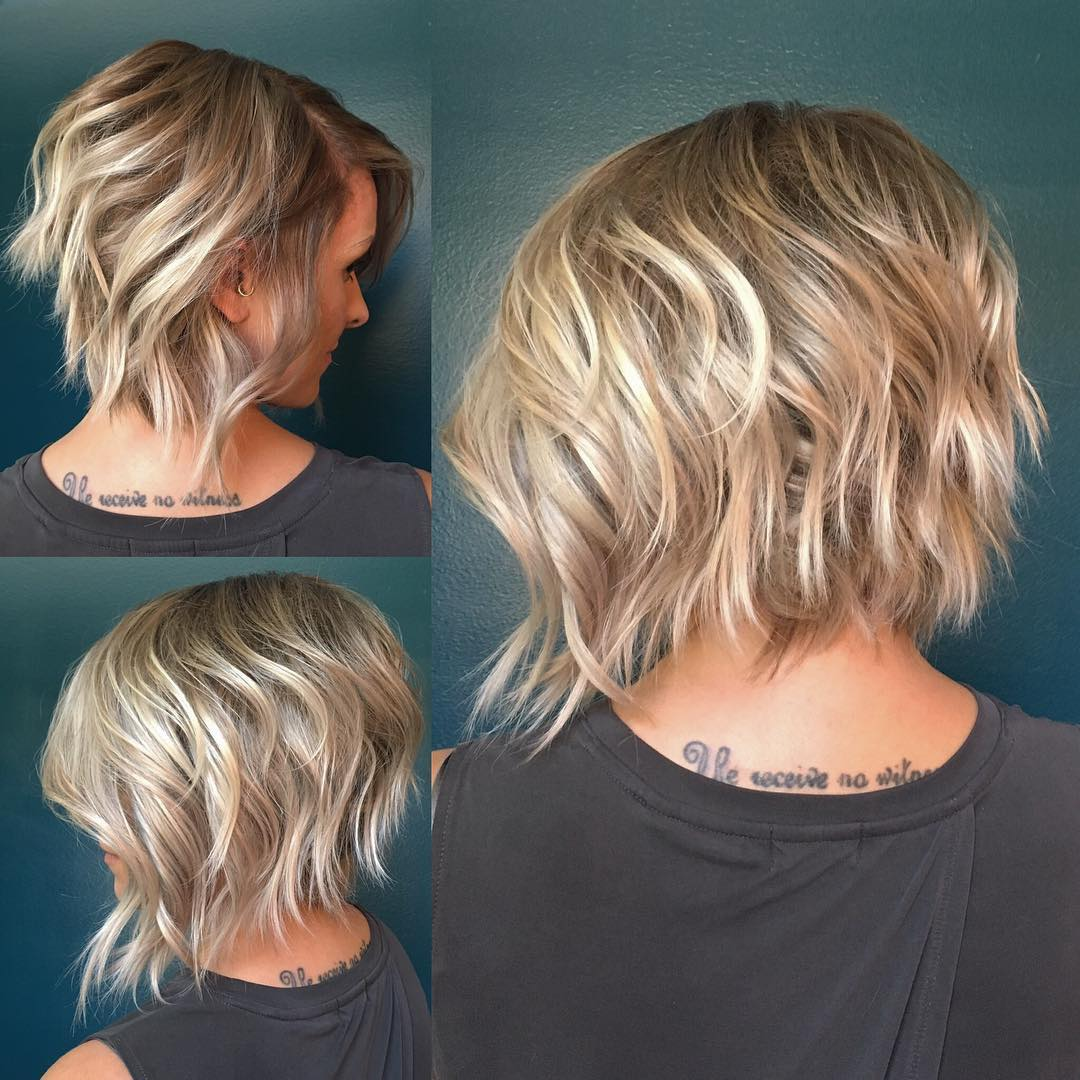 10 Latest Inverted Bob Haircuts 2019