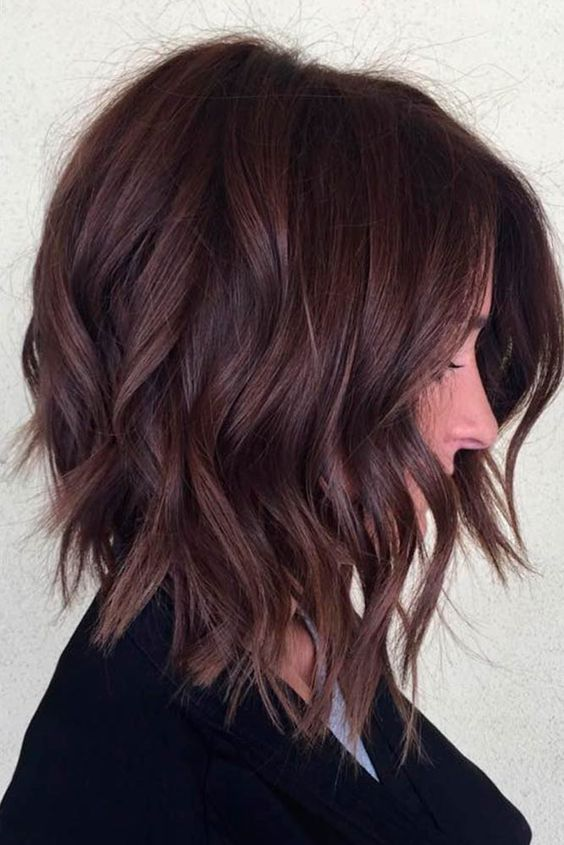 10 Latest Inverted Bob Haircuts 2020