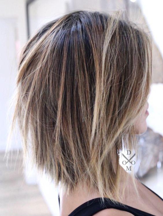 10 Trendy Medium Hairstyles Amp Top Color Designs 2020