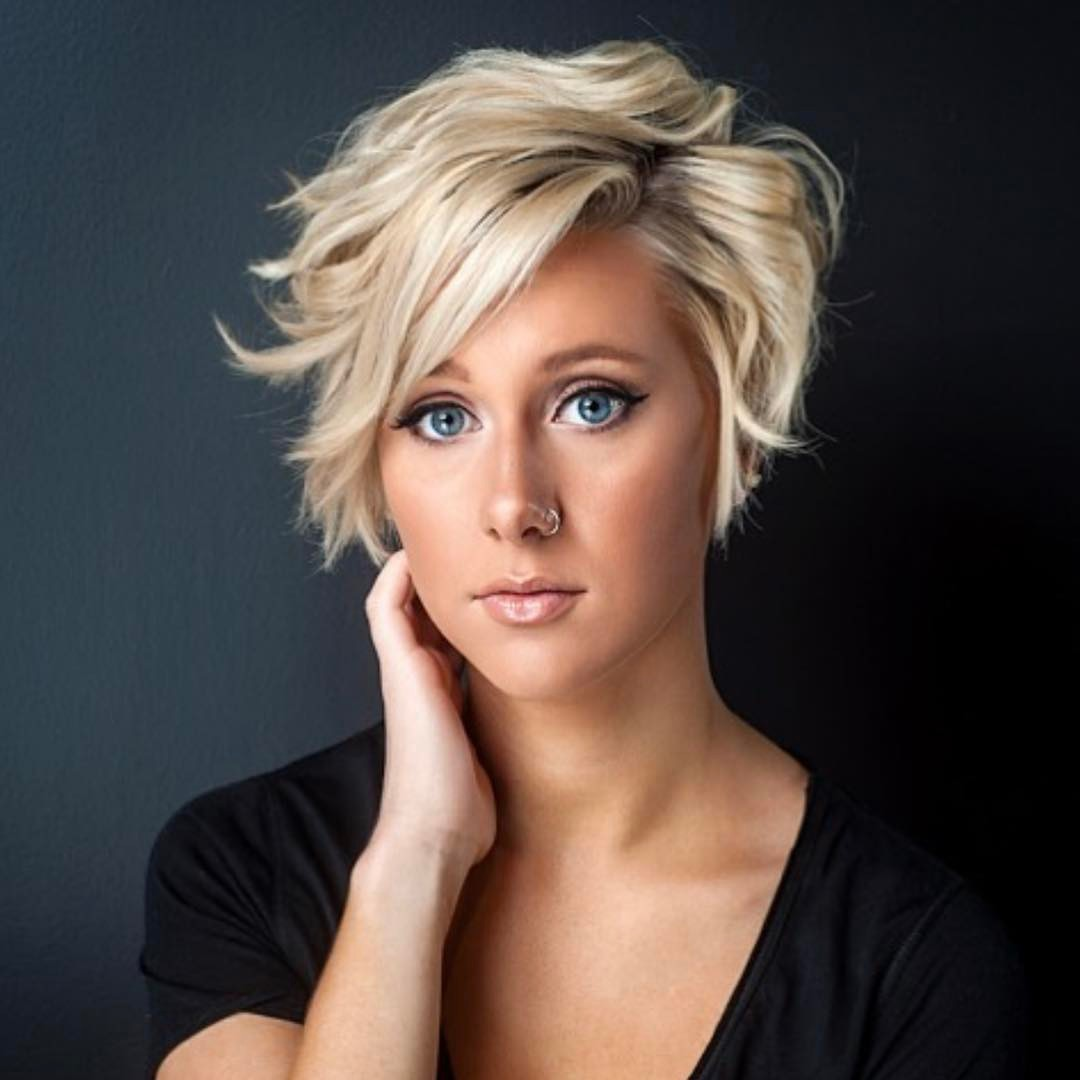 10 Short Shag Hairstyles for Women 2019