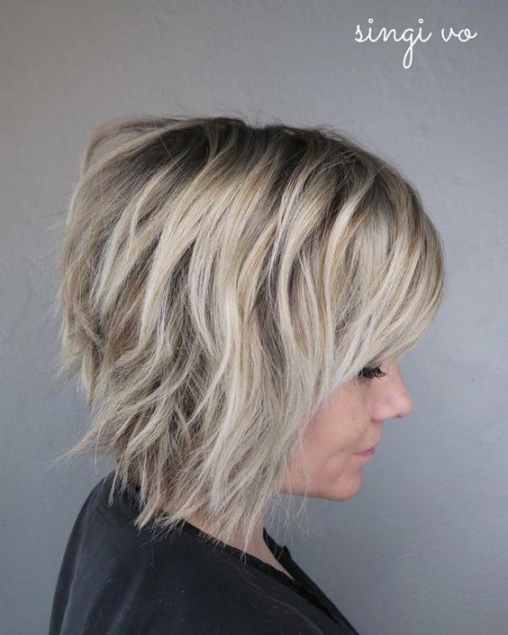 10 Short Shag Hairstyles for Women - 2018 Simple Haircuts for Short Hair