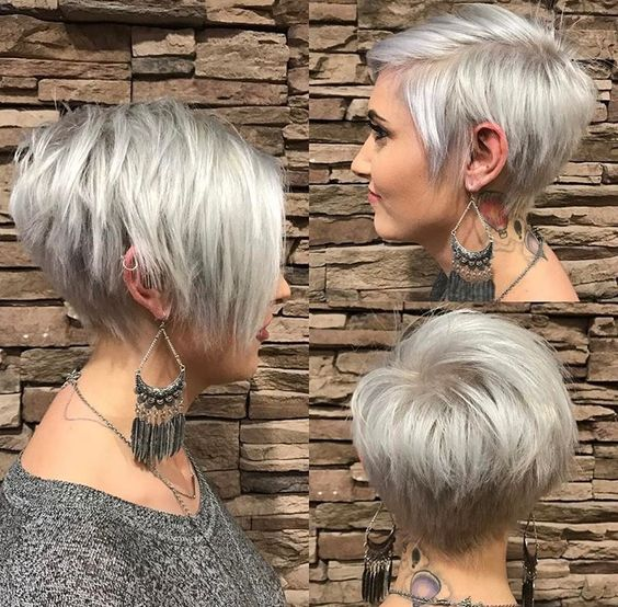 Trendy Pixie Hair Cut, Latest Short Hairstyles for Women