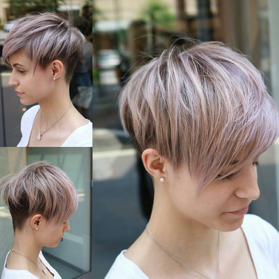 10 Easy Pixie Haircut Styles Amp Color Ideas 2018 Women