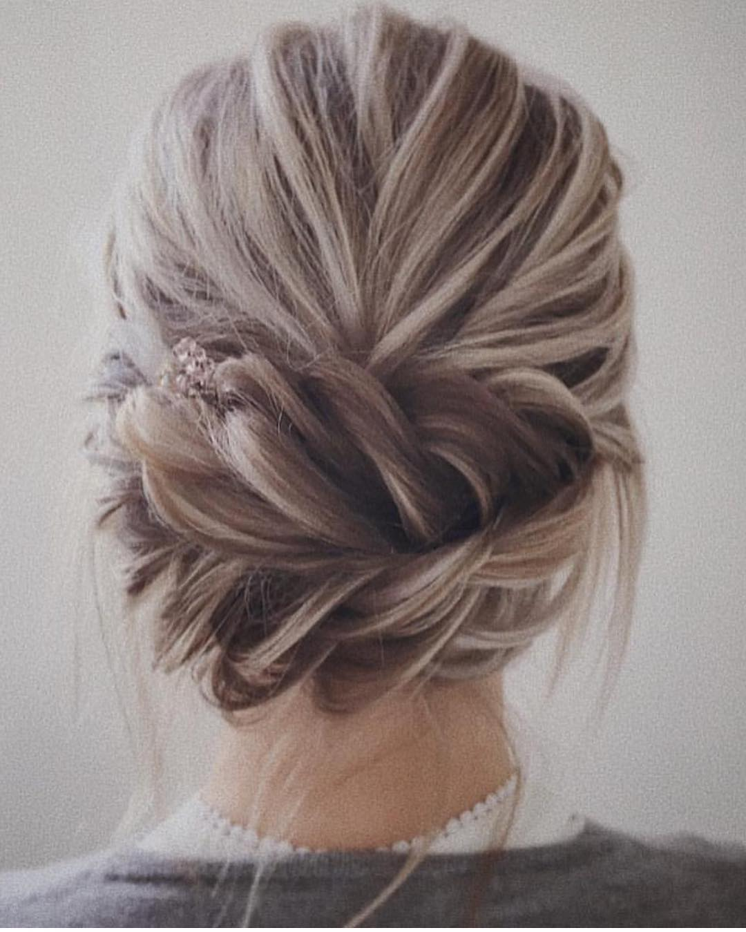 High Fashion Braid Updo
