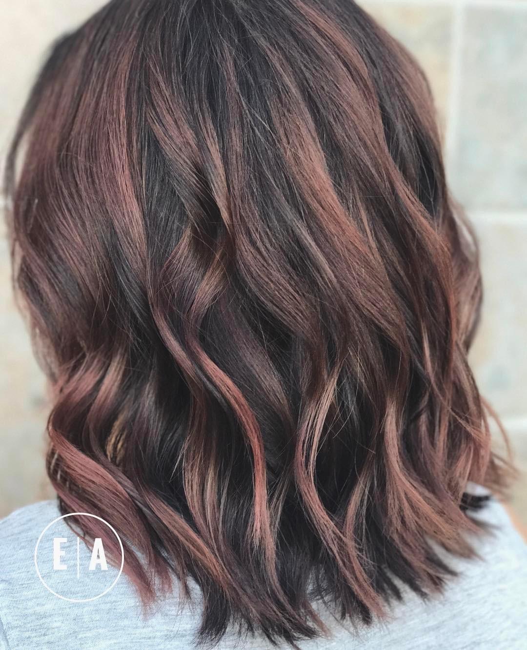 Balayage Hair Styles for Medium Length Hair, Medium Hairstyle Color Ideas