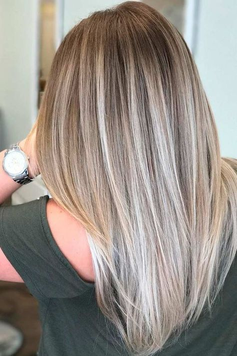 Balayage Hair Styles for Medium Length Hair, Medium Hairstyle Color Ideas