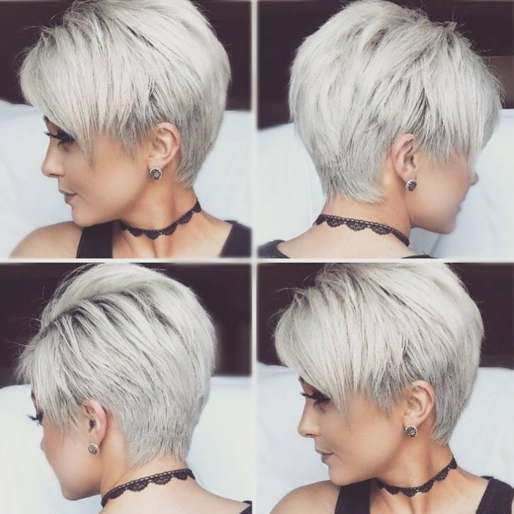 10 New Short Hairstyles For Thick Hair 2019