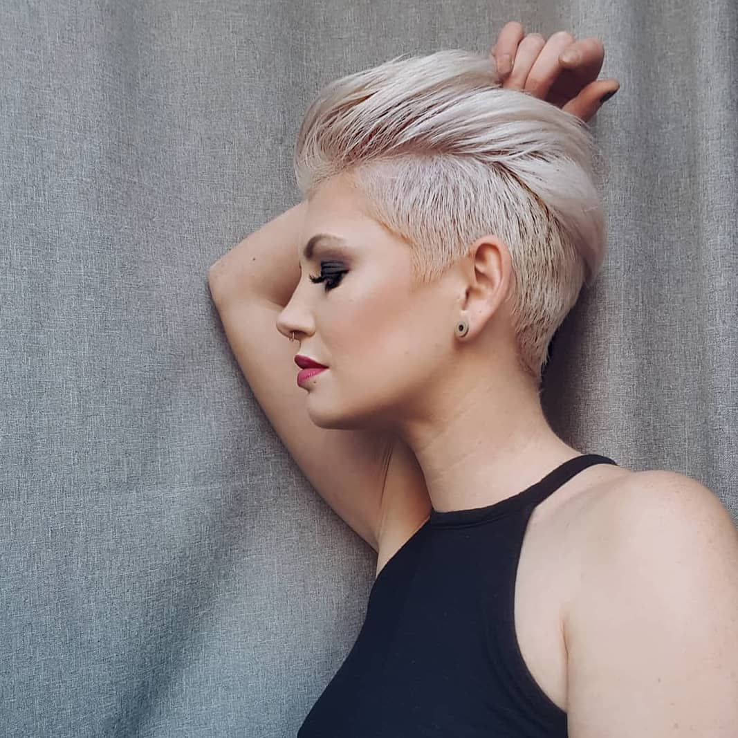 Stylish Pixie Haircut, 2018 Best Short Hair Styles for Women