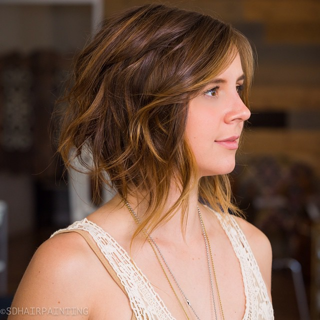 10 Super Cute and Easy Medium Hairstyles 2021