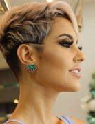 Trendiest Pixie Haircut for Women, 2018 Summer Short Hairstyle Ideas