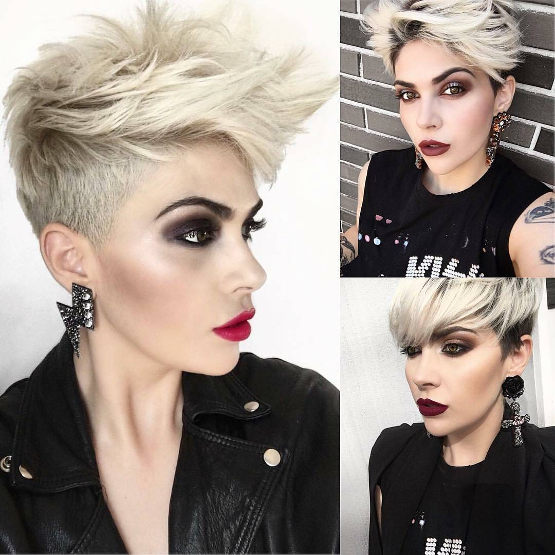 10 Daring Pixie Haircuts For Women Short Hairstyle And Color 2021