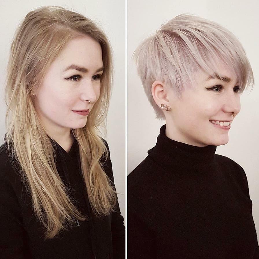 10 Cute Short Haircuts for Women Wanting a Smart New Image, 2019 ...