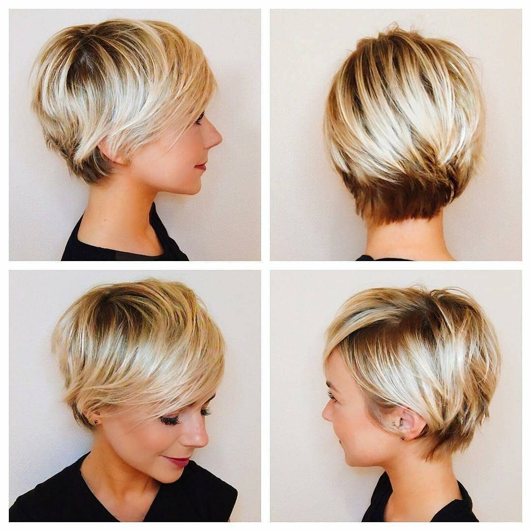 Best Short Haircut for Women, Cute Short Hairstyle Designs