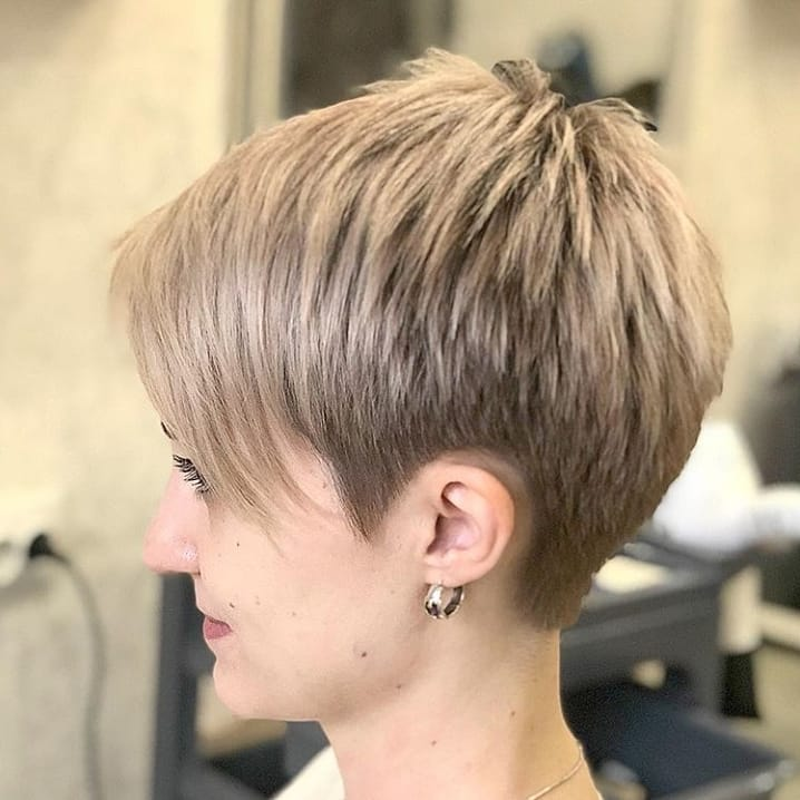 10 Stylish Pixie Haircuts In Ultra Modern Shapes Women Hairstyles 2019