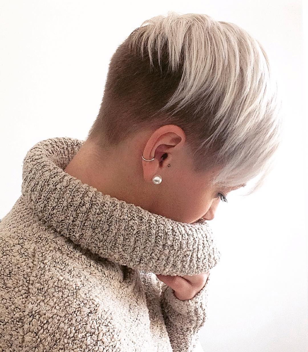 10 Stylish Pixie Haircuts In Ultra Modern Shapes Women