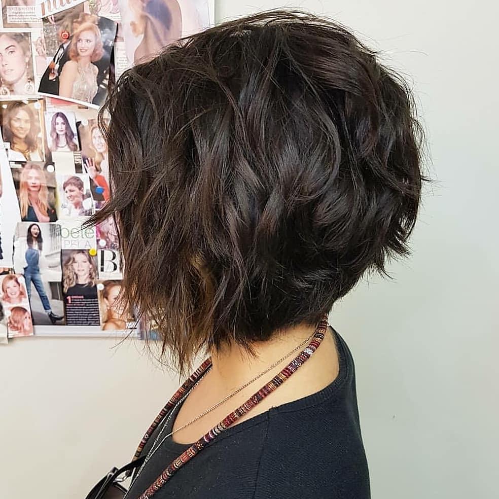 Easy Medium Bob Haircut, Everyday Hairstyles for Women