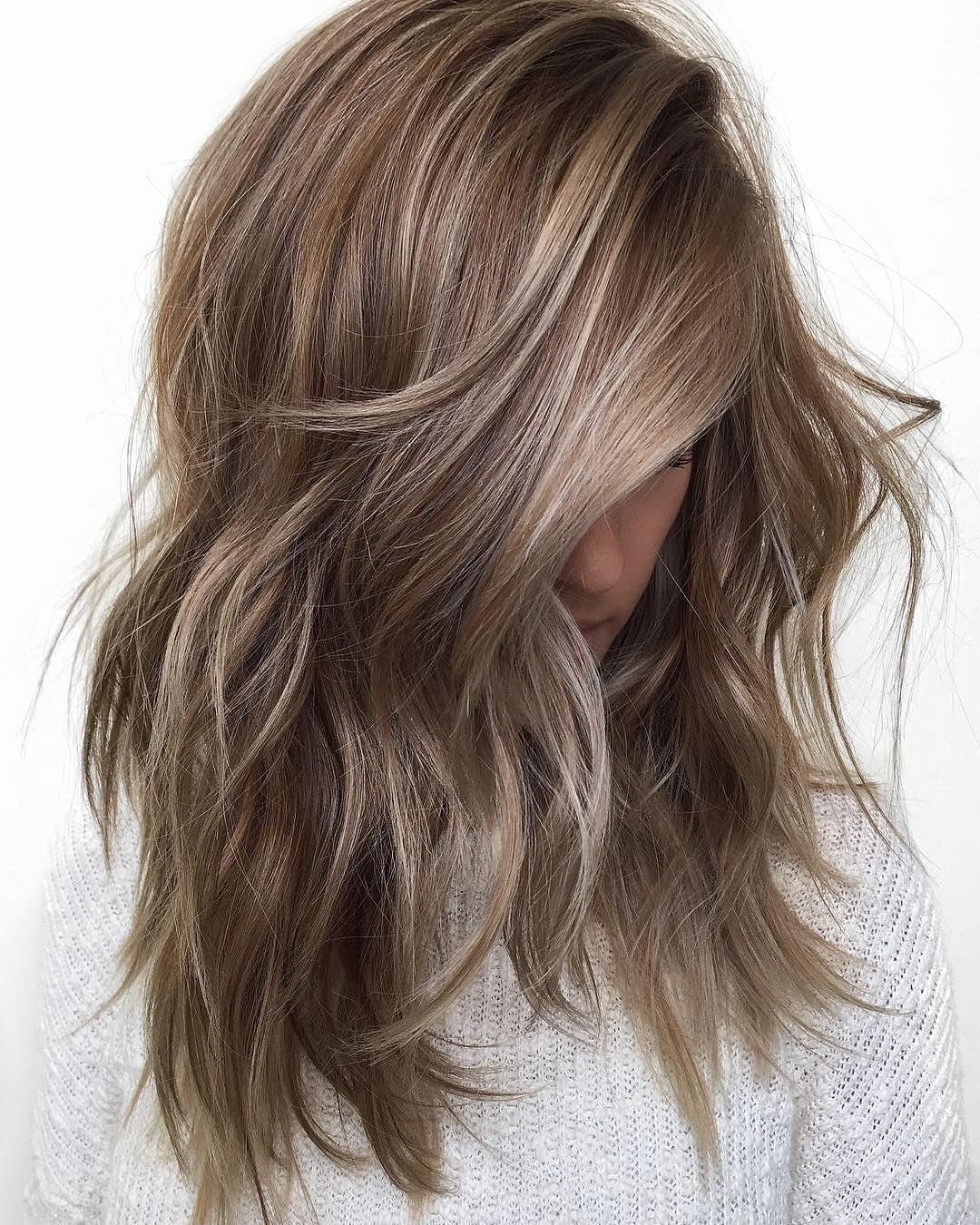 10 Balayage Ombre Hair Styles for Shoulder Length Hair, Women ...