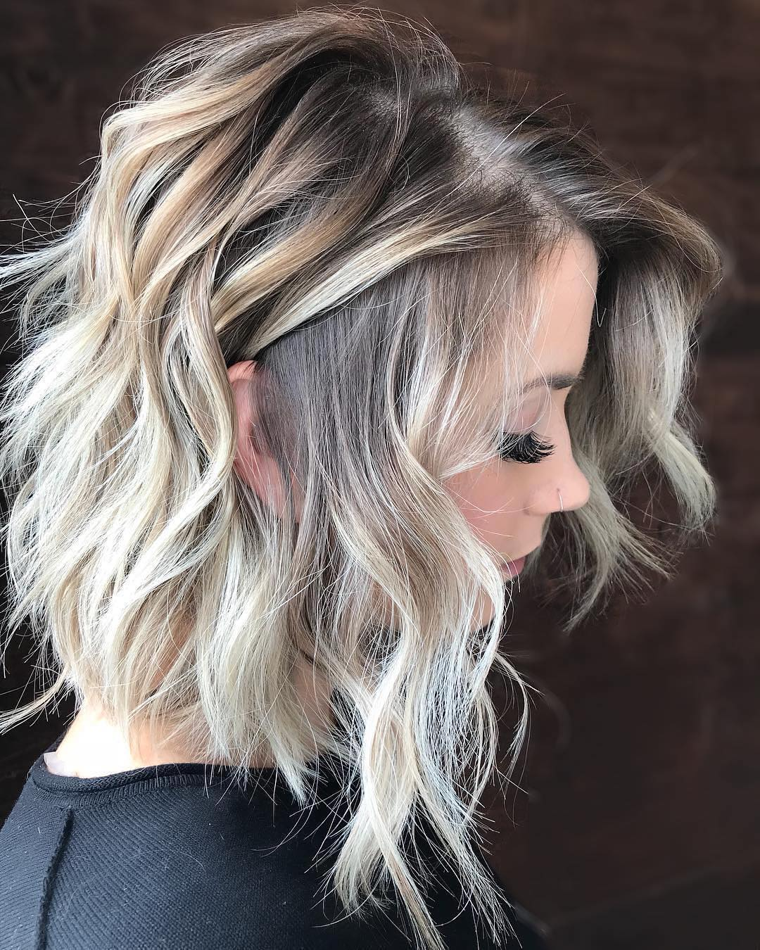 blonde ombre hair styles 10 ombre balayage hairstyles for medium length hair hair 4379 | stylish ombre balayage hairstyles for medium length hair medium hairstyle color ideas 59