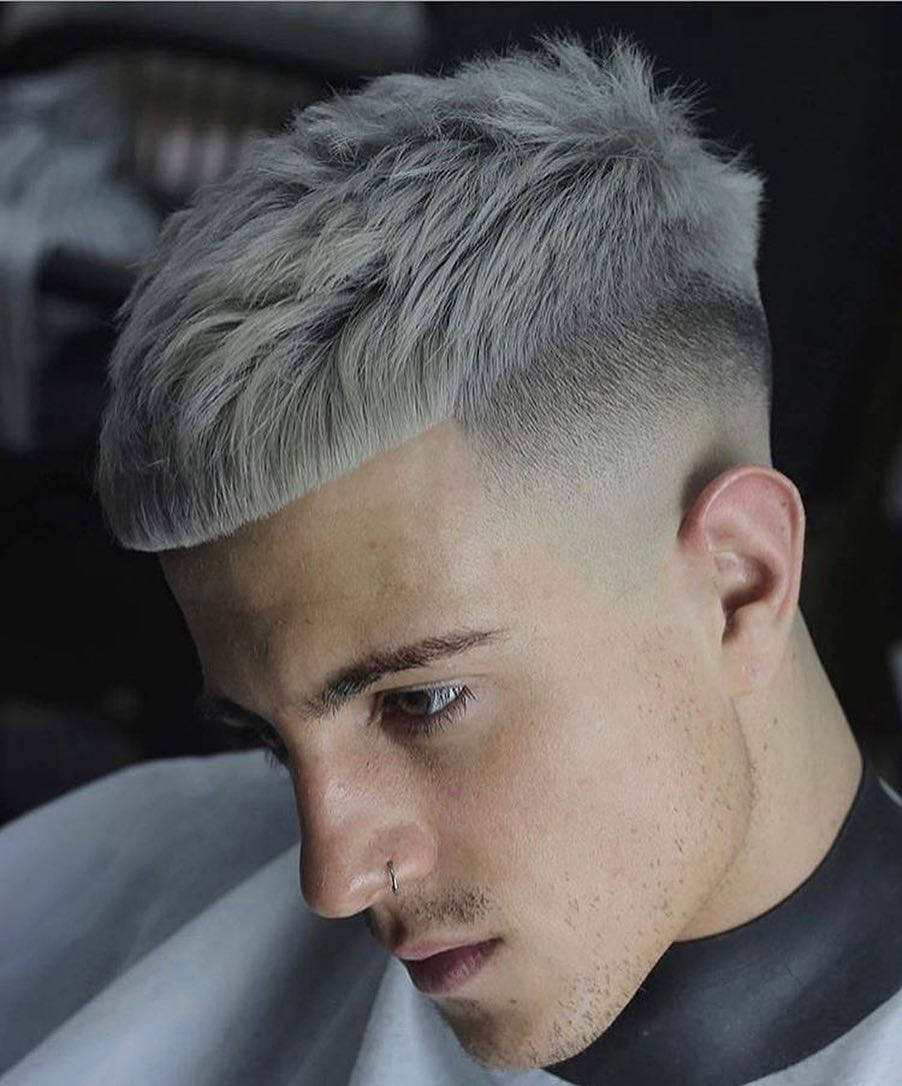 10 Short Haircuts For Men