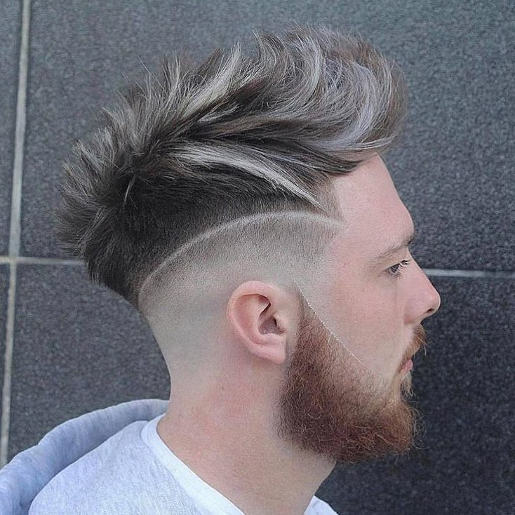 Trendy Short Haircuts For Men Cool Men Short Hairstyle Designs
