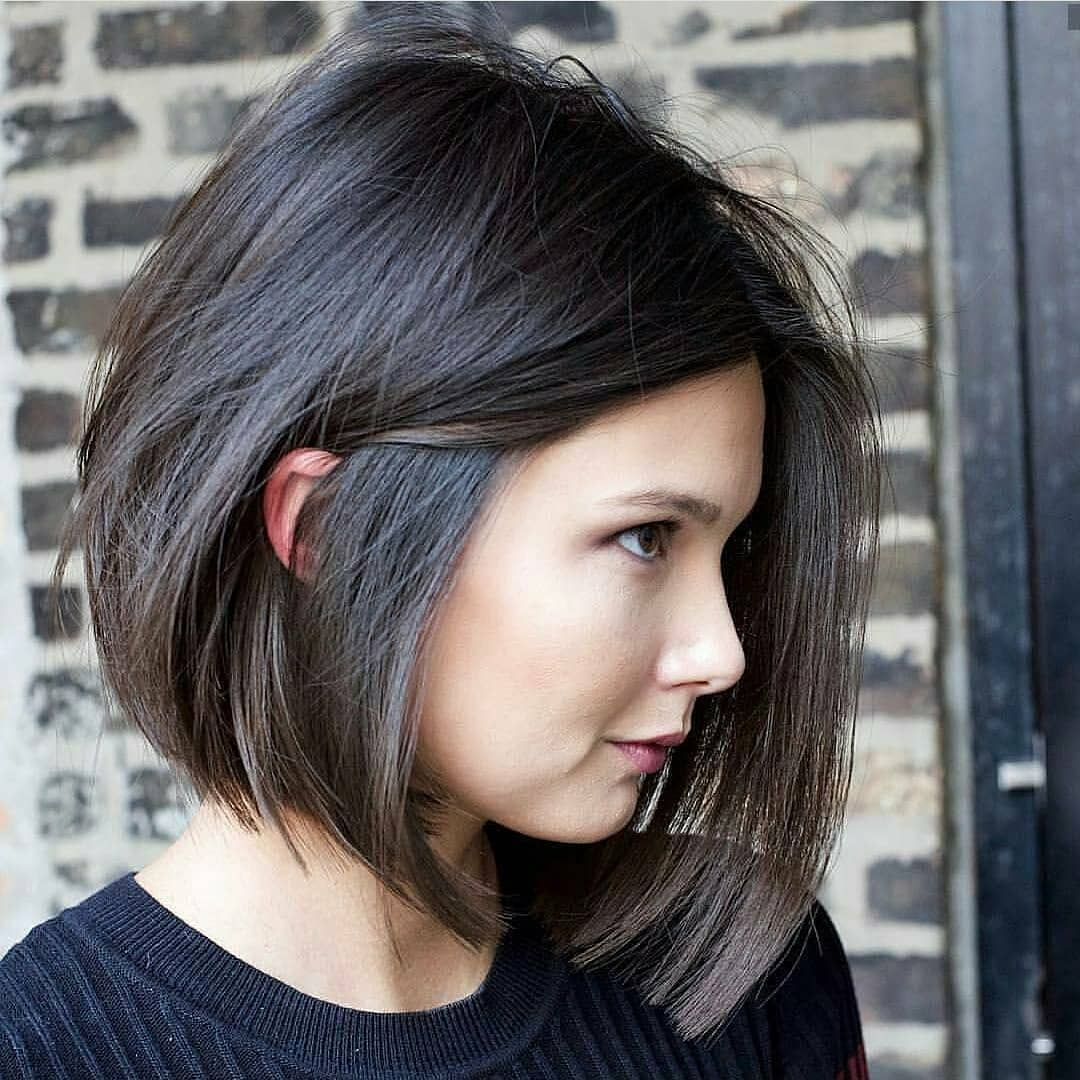 Top 10 Low,Maintenance Short Bob Cuts for Thick Hair, Short