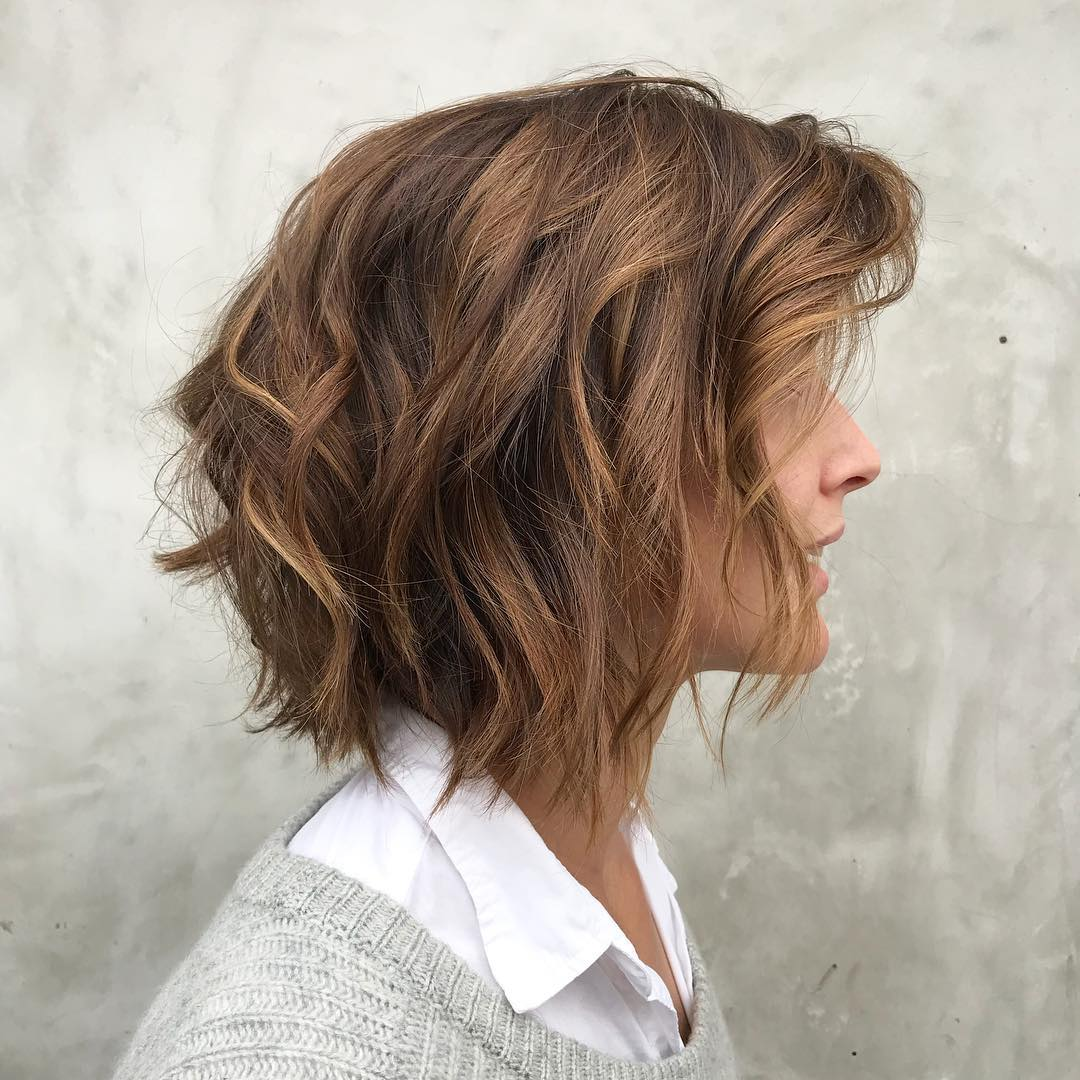 Top 10 Low Maintenance Short Bob Cuts For Thick Hair