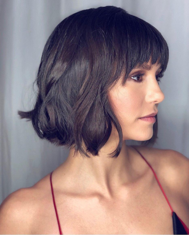 Beste einfache kurze Bob-Haarschnitte für dickes Haar, alltägliche Bob-Frisuren für Frauen