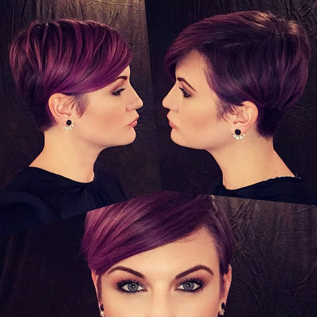 Best Stylish Pixie Hair Cut Ideas for Women , Short Hairdo 2018 - 2019